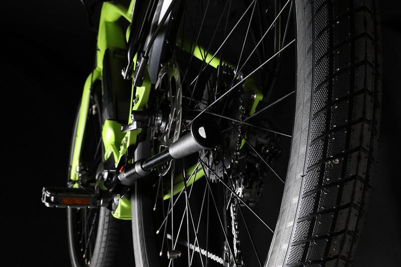 Fotografie Fahrradrahmen Altenberge