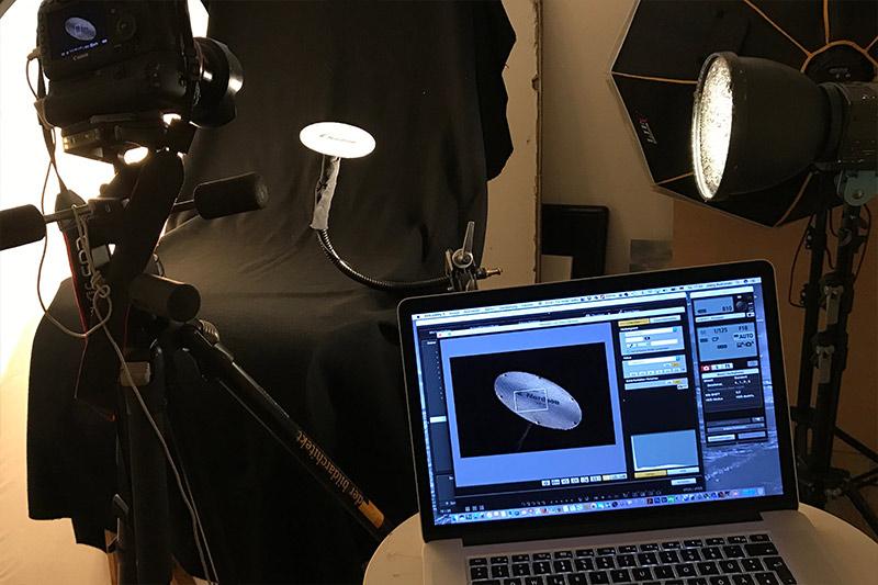 Fotografie Set Laptop Altenberge