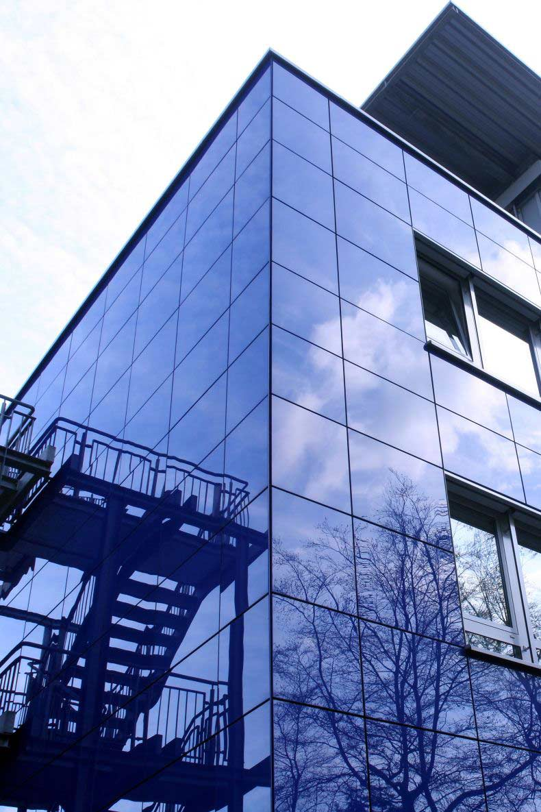 Architekturfotografie glas altenberge
