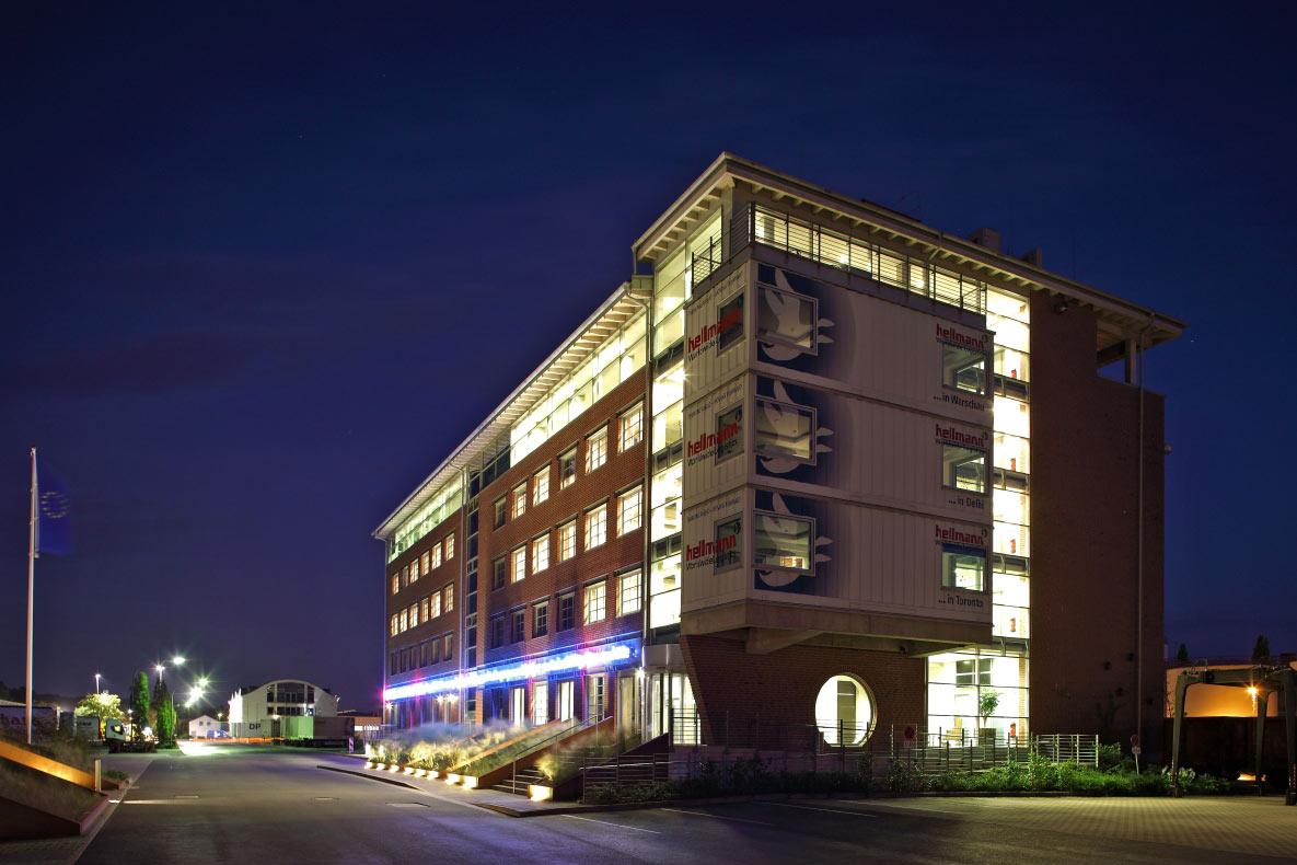 Architekturfotografie hotel altenberge