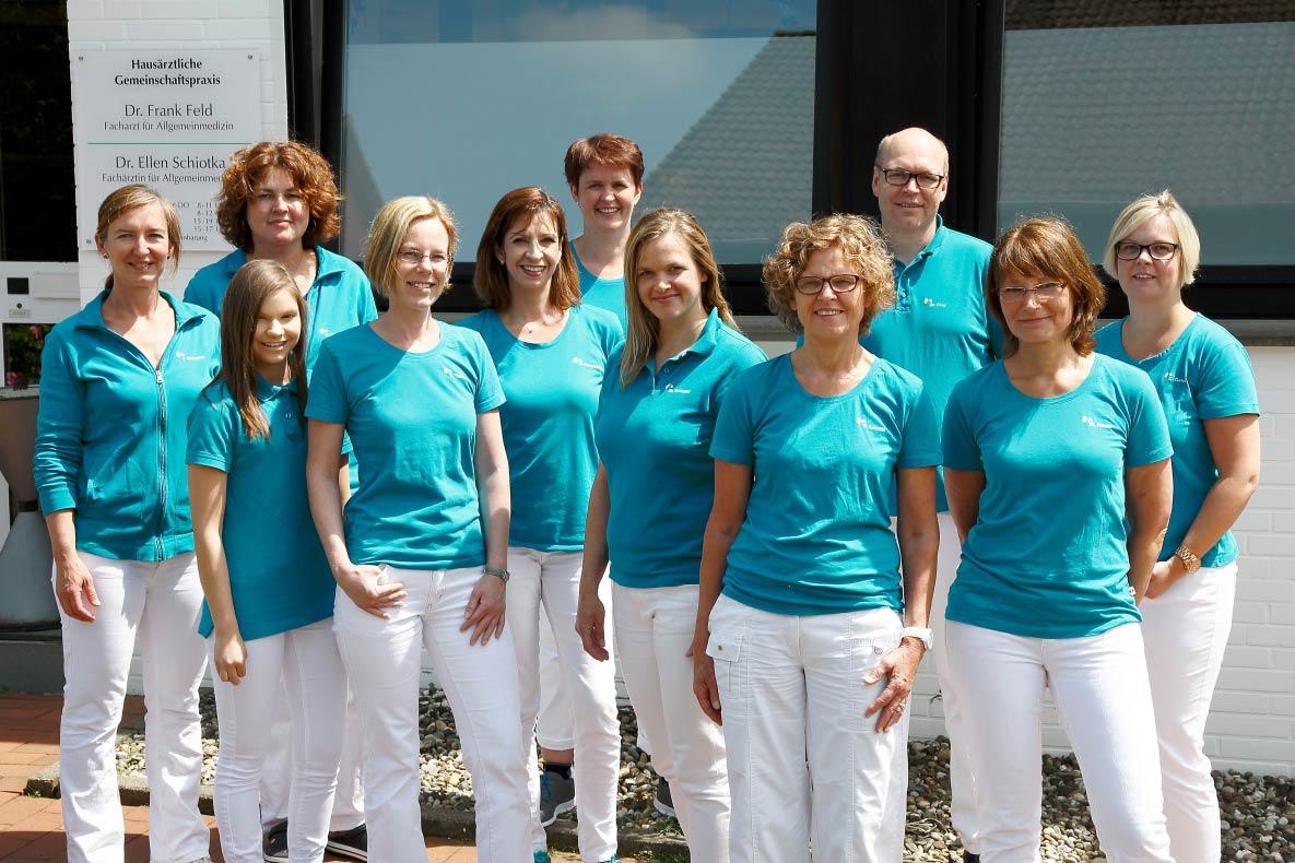 Businessfotografie team lacht altenberge