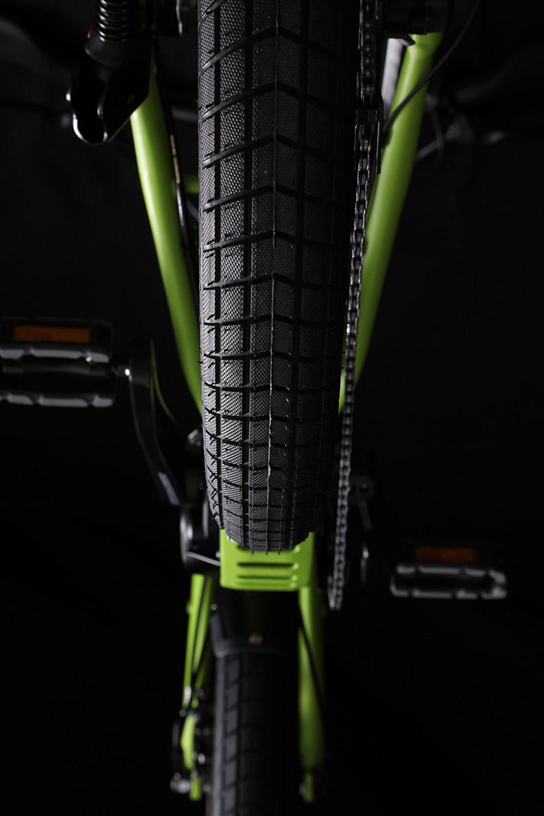 Fotografie produktfotografie fahrrad reifenstruktur altenberge
