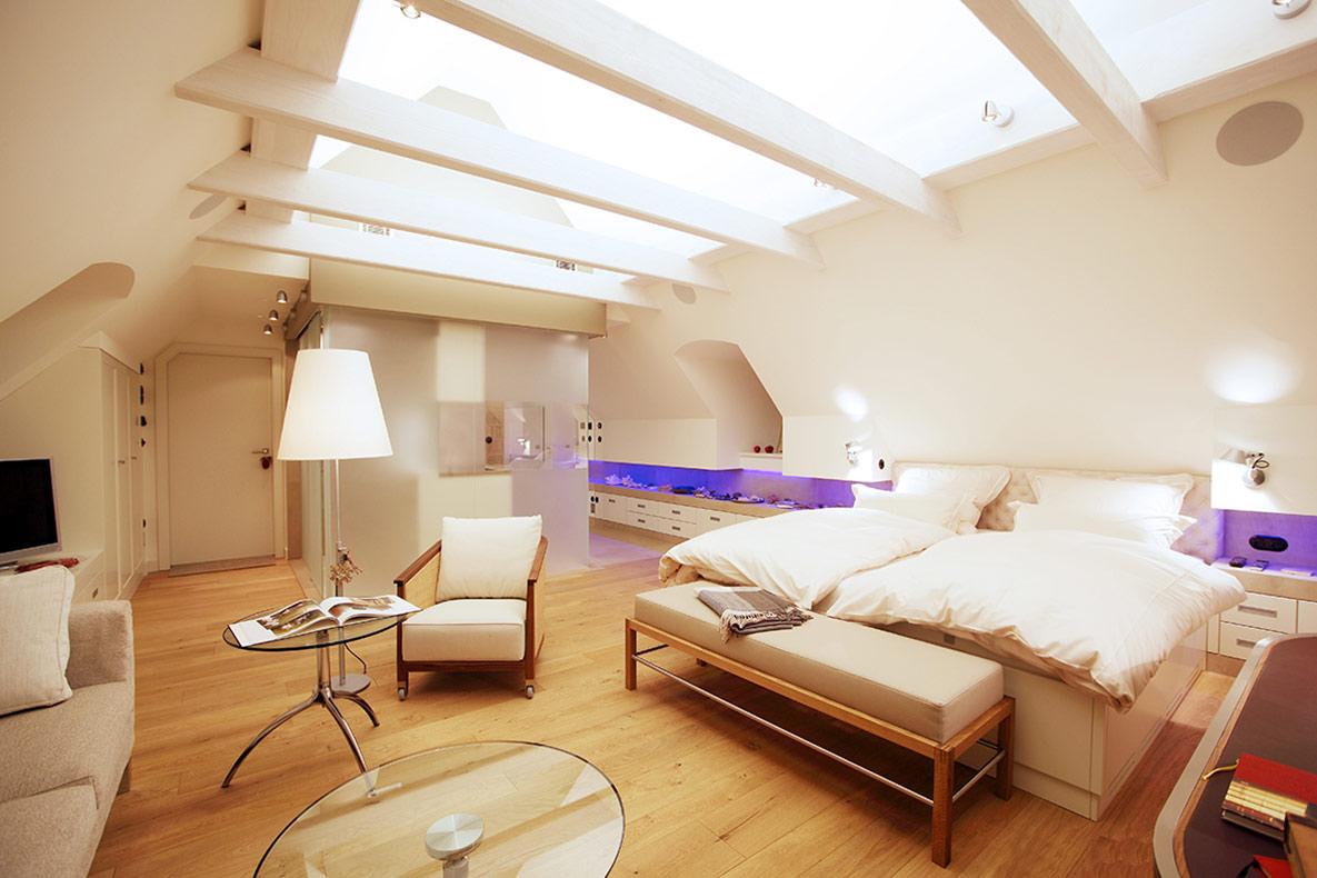Fotografie produktfotografie hotelzimmer altenberge