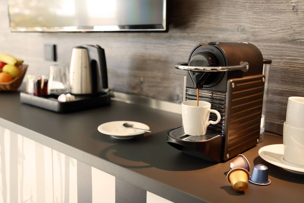 Hotelfotografie kaffee altenberge
