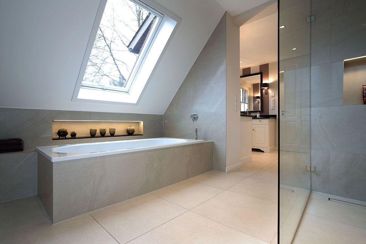 Interieurfotografie badezimmer altenberge