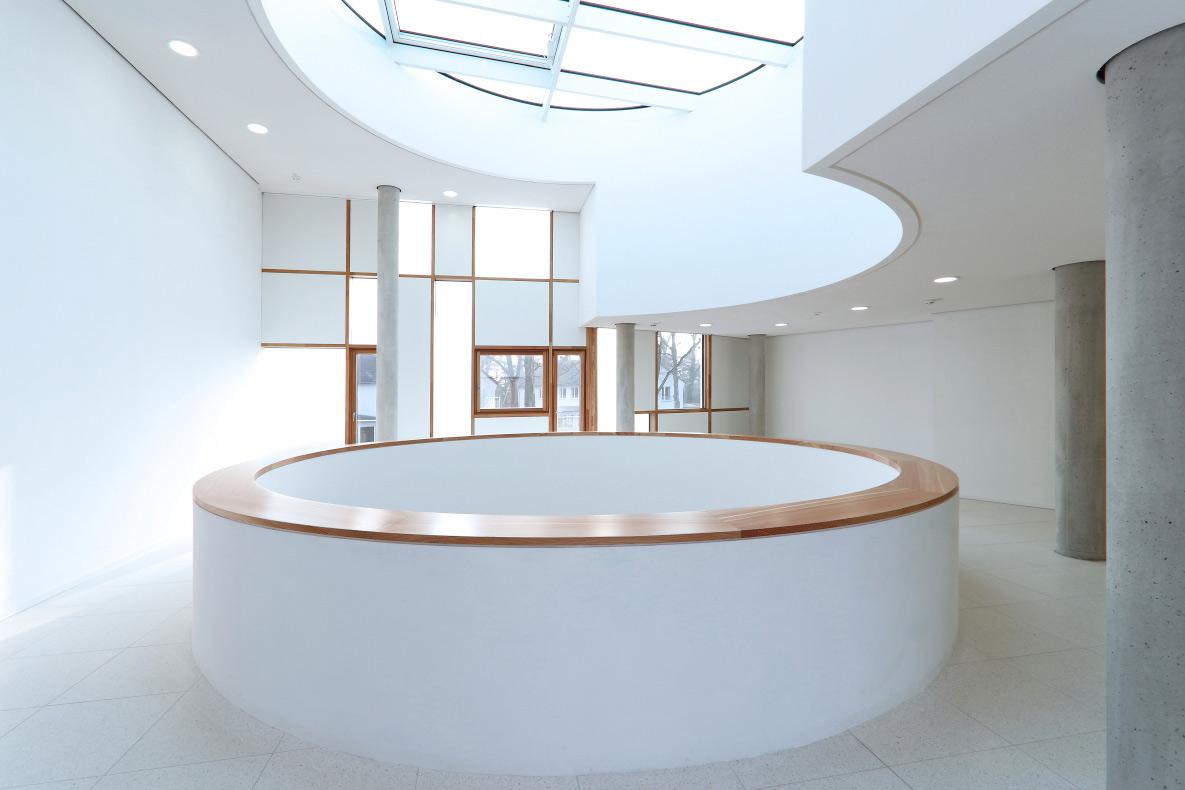 Fotografie Architektur Hell Altenberge